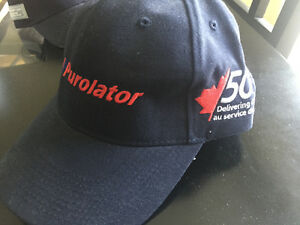 2 Purolator Collectible Rare Hats Cambridge Kitchener Area image 3