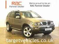 2004 BMW X5 3.0D SPORT. ~FULL SERVICE HISTORY~BLACK LEATHER~