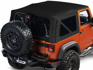 2011 Jeep JK Factory Soft Top