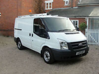 2010 FORD TRANSIT 2.2 TDCI SWB T300 - FULL HISTORY - IN VGC - LOW MILES - NO VAT