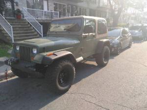 1995 Jeep Wrangler Coupé (2 portes)