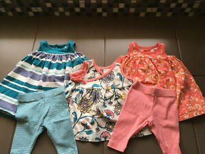 Baby Girl Tea Collection Clothes