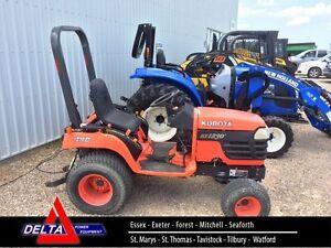 Kubota BX1830D Compact Tractor