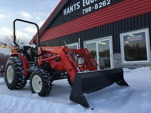 New Year, New Tractor. 2017 Branson 3515H for $298/Month