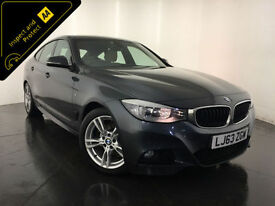 2013 63 BMW 325D M SPORT GT AUTO DIESEL SERVICE HISTORY FINANCE PX WELCOME