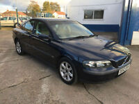 2003 Volvo S60 2.4 automatic diesel D5 S 88,000 miles, great history, HPI CLEAR