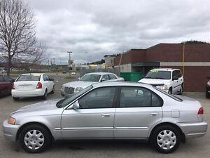 Acura EL 4dr Sdn SE Auto 2000