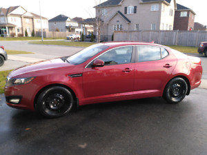 2012 KIA Optima for sale, excellent condition, clean car proof
