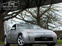 2006 54 NISSAN 350 Z 3.5 V6 ROADSTER 2D 276 BHP