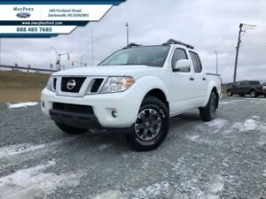 2018 Nissan Frontier PRO-4X  - Navigation -  Bluetooth