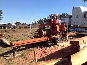 Timber Milling Australind Harvey Area Preview