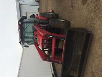 2012 7060 Mahindra Tractor