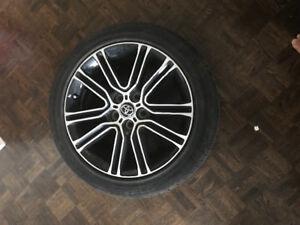 Toyota Camry Alloy Sports Wheels