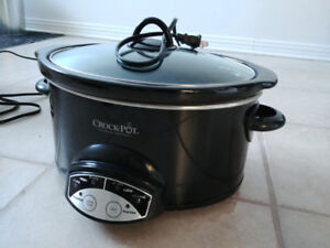 Mijoteuse - Crock-Pot - Slow Cooker