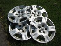 Nissan 16 Inch Wheel Covers