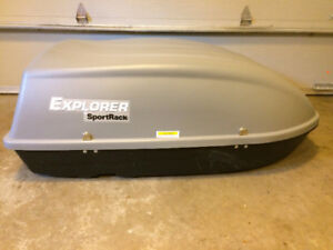 SportRack Explorer Roof Box