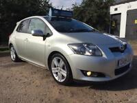2009 Toyota Auris 2.2D-4D SR 180 *69k MILES* 12 Months Mot Sat-Nav