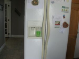 Appliances -  Fridge, stove and dishwasher