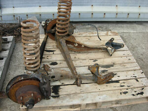 Complete front suspension from 1996 F150