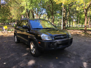 2008 Hyundai Tucson 6 cylinder - Great for winter