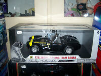 Rare Shelby Collector 1/18 Cobra diecast