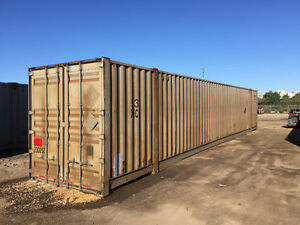 53' Good Quality Used Shipping Container Unit #230052