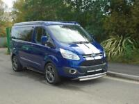 Ford Transit Wellhouse Custom MANUAL 2015/15