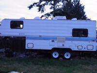 By Owner RV vacation rental (minimum 1 week)  special $75/day