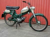 Puch MS50D 49cc 1973 3 Speed