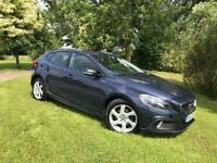 2013 63 VOLVO V40 1.6 D2 CROSS COUNTRY LUX 5D 113 BHP DIESEL RIGHT HAND DRIVE