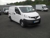 NISSAN NV200 SE DCI electric pack, revering camera 2012