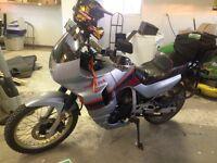1987 Honda Transalp XL600V Adventure Bike
