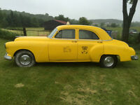 1950 OLDSMOBILE 76 SEDAN TAXI MOVIE CAR