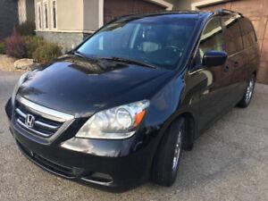 2006 Honda Odyssey, EXL-RES