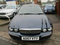 2007 Jaguar X-Type 3.0 V6 Sovereign (AWD) 5dr Estate Petrol Automatic