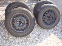All Season Tires on Rims For Sale