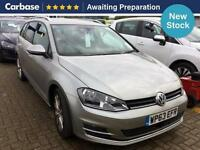 2014 VOLKSWAGEN GOLF 2.0 TDI GT 5dr Estate