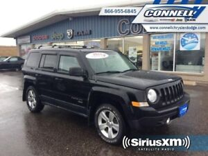 2012 Jeep Patriot PATRIOT LIMITED  - Leather Seats - $104.65 B/W