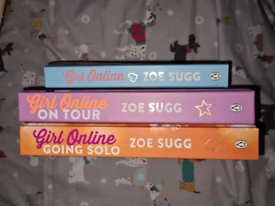 Girl Online book 1,2,3