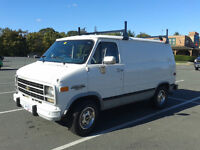 Cargo Van driver looking for part time/full time