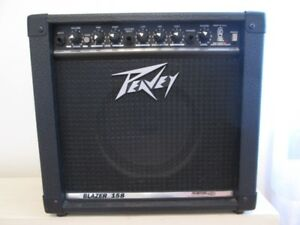 Peavy Blazer 158 guitar amp in great condition