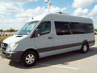 Holidays parties transportation services