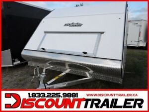 2019 Crossover 12' Snowmobile Trailer