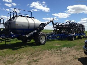 New Holland SD550 drill