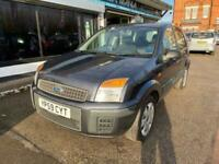 2009 Ford Fusion 1.4 STYLE PLUS TDCI 5d 68 BHP Hatchback Diesel Manual