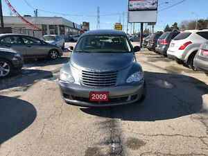 2009 Chrysler PT Cruiser, 3 Years Warranty, Only 102 Km