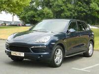 2012 (62) PORSCHE CAYENNE 3.0TD (245bhp) 4WD TIPTRONIC S 1 OWNER+FPSH+HIGH SPEC!