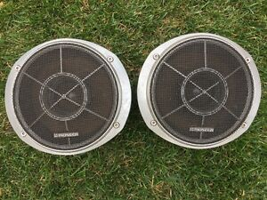 Pioneer TS-202 coaxial two way speakers