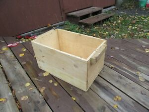 WOOD BOXES - VARIOUS SIZES / LEATHER BOX - REDUCED!!!!