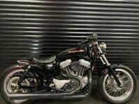 Harley-Davidson XL883C Bobber Special Build *£6K Conversion*